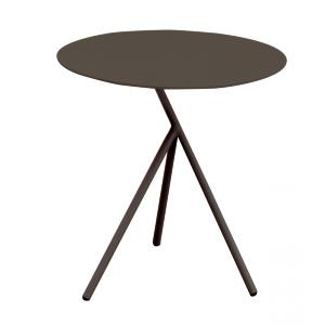 TABLE BASSE EXPLORER Ø44 MOCCA