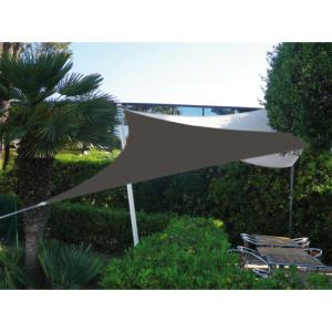 VOILE EASYSAIL TRIANGLE 4X4 ARDOISE