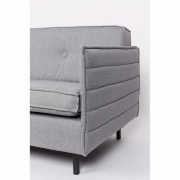 Canapé JAEY 2,5 places - light grey - Zuiver