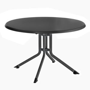 TABLE KETTALUX Ø115 ANTHRACITE/ANTHRACITE