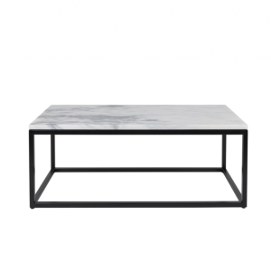 Table basse MARBLE POWER 90x40x35 cm