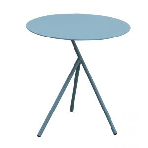 TABLE BASSE EXPLORER Ø52 BLEU