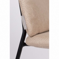 Chaise FAB beige - ZUIVER