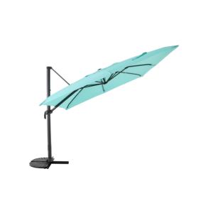 parasol deporte alizeo 3x3 aqua. Black Bedroom Furniture Sets. Home Design Ideas