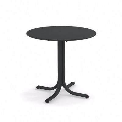 Table ronde System - fer ancien - Ø 80 cm - Emu