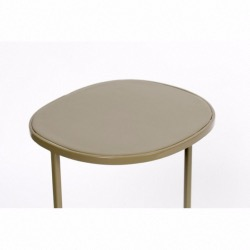 Table d'appoint MOONDROP Mono Argile - ZUIVER