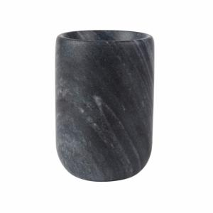 Coupe en Marbre MARBLE CUP coloris grey - ZUIVER