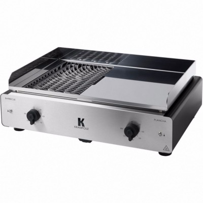 DUO K Barbecue - Plancha - KRAMPOUZ