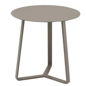 TABLE BASSE APOLLO Ø60 COLORIS CHAMPAGNE