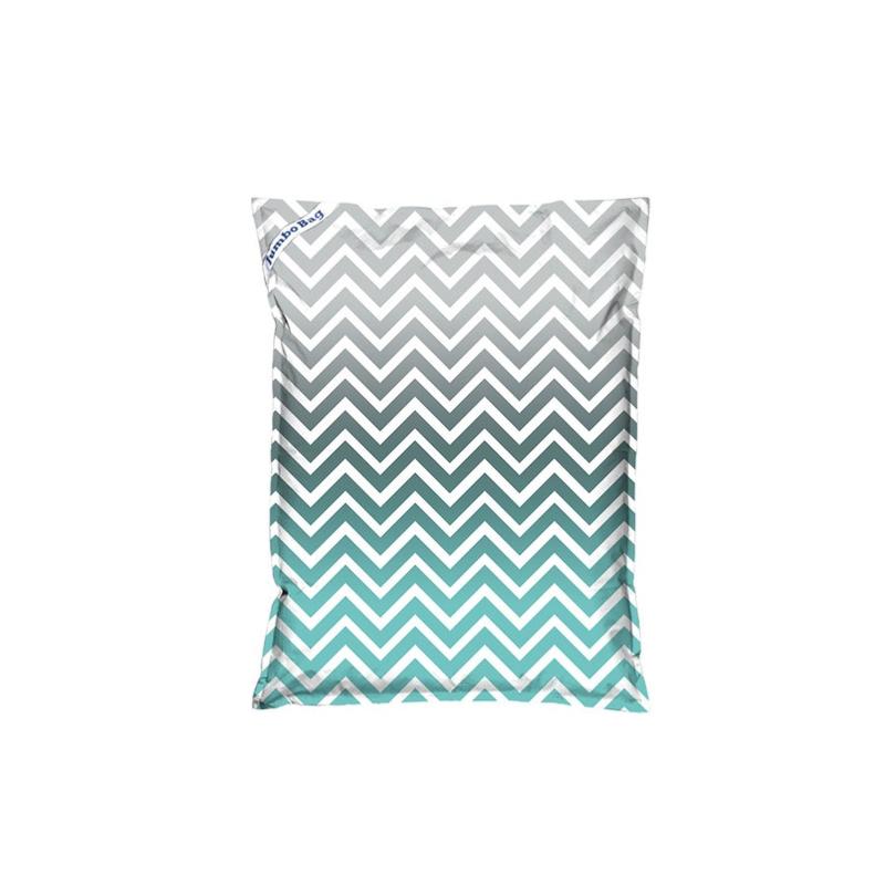 Coussin Jumbo Original Tissu Imprime Lines