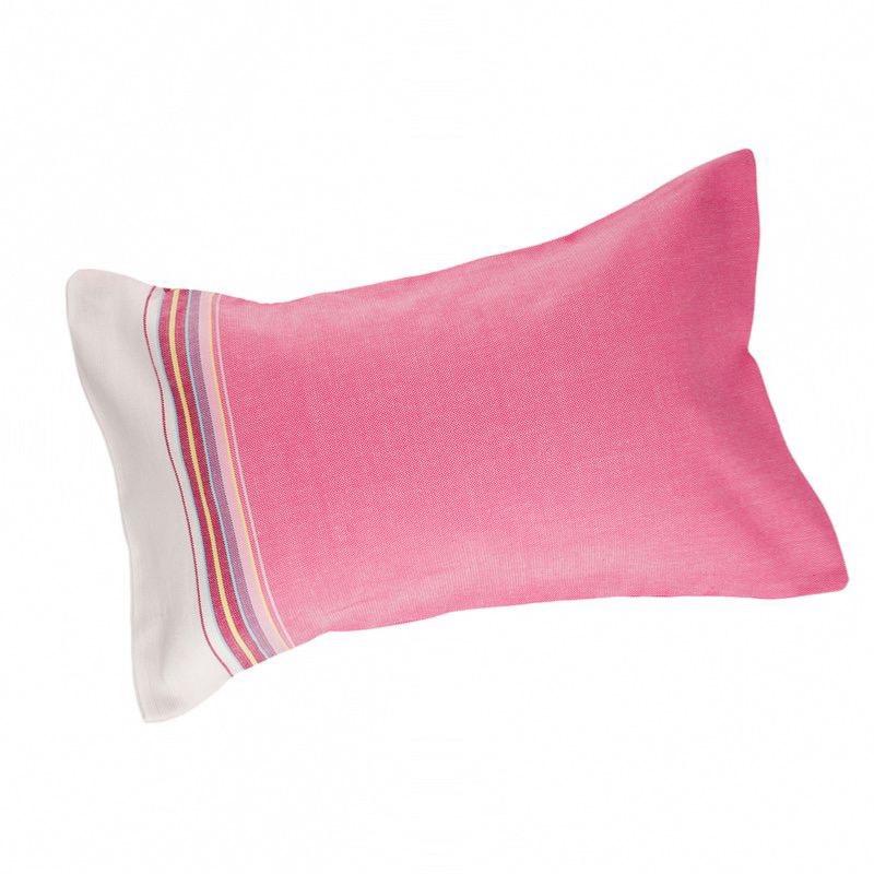 coussin de bain plage coloris daiquiri fraise. Black Bedroom Furniture Sets. Home Design Ideas