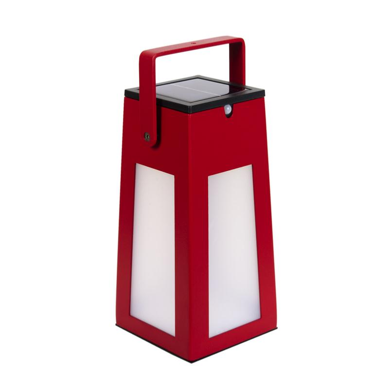 tinka rouge lampe solaire led. Black Bedroom Furniture Sets. Home Design Ideas