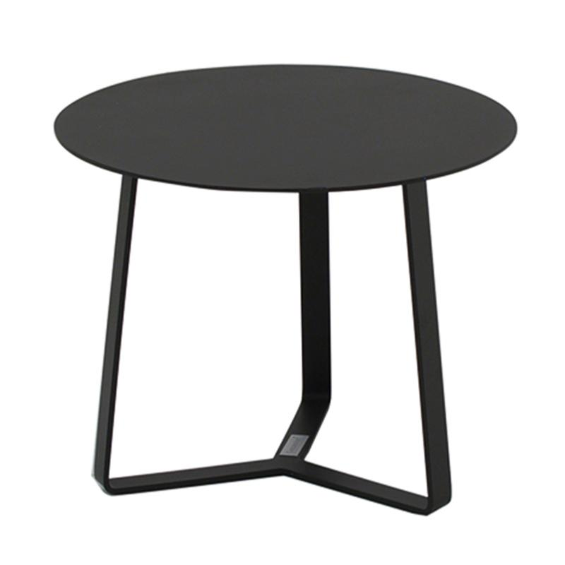 TABLE BASSE APOLLO Ø44 COLORIS NOIR