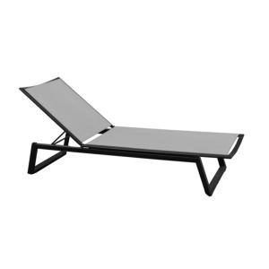 lit de soleil themis black silverblack. Black Bedroom Furniture Sets. Home Design Ideas