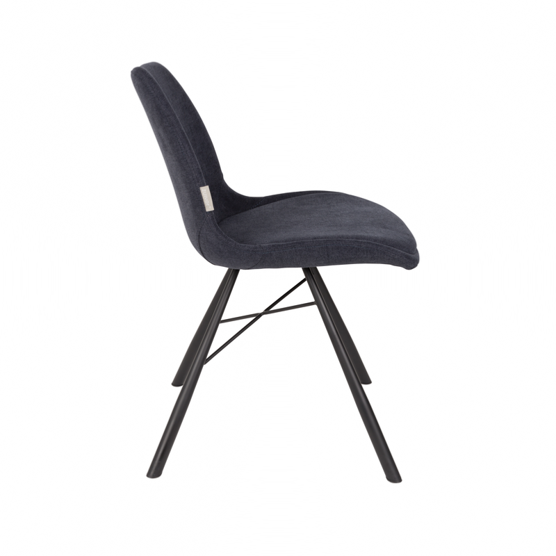 Chaise brent deep sea zuiver for Chaise zuiver