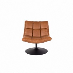 Fauteuil Lounge BAR - coloris vintage brown - DUTCHBONE