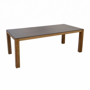 Table Asola 210 cm, plateau Trespa® - Océo
