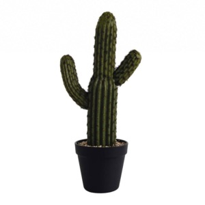 Cactus artificiel en pot h. 41 cm - ASA