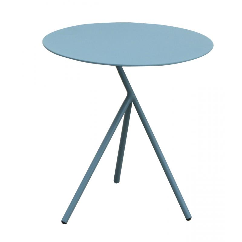 Table basse explorer 52 bleu - Table basse bleu ...