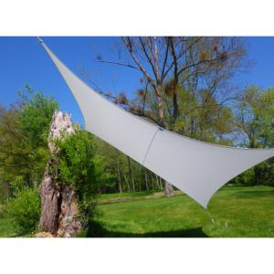 VOILE EASYSAIL RECTANGLE 2X3 TAUPE