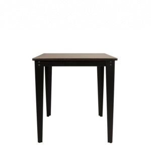 Table vintage SCUOLA 70x70 cm - Dutchbone