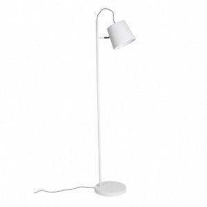 Lampadaire design Buckle Head - Blanc - Zuiver