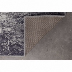 Tapis CARUSO 170 x 240 cm distressed bleu - DUTCHBONE