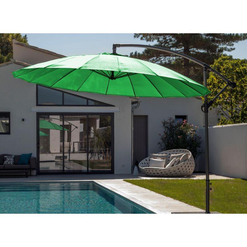 housse pour parasol d port 300 eco pagode et 2 5 x 2 5 m. Black Bedroom Furniture Sets. Home Design Ideas