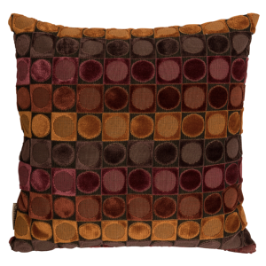 Coussin OTTAVA coloris red/orange ZUIVER
