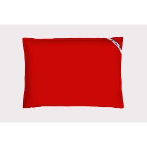COUSSIN GÉANT SWIMMING BAG FLOTTANT ROUGE