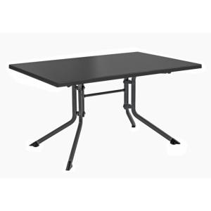 TABLE KETTALUX 115X70 ANTHRACITE/ANTHRACITE KETTLER