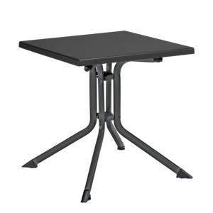 TABLE KETTALUX 70X70 ANTHRACITE/ANTHRACITE