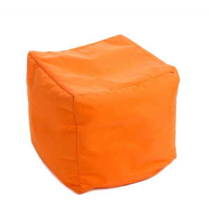 COUSSIN CUBE JUMBO BAG ORANGE