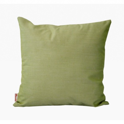 COUSSIN DECOR 45X45, toile sunbrella 210 gr, garniture ouate waterpass coloris shamrock 103