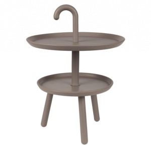 Table d'appoint JONNA taupe - Indoor/Outdoor