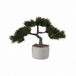 Bonsai artificiel en pot - le pin - ASA