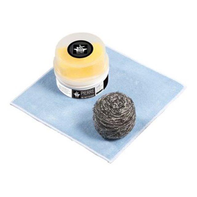 kit de nettoyage pour plancha. Black Bedroom Furniture Sets. Home Design Ideas