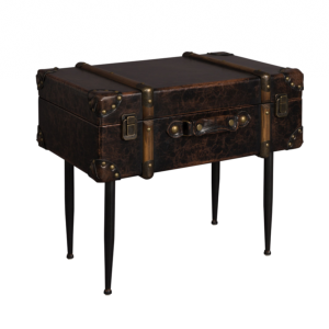 Table basse LUGGAGE coloris noir - DUTCHBONE