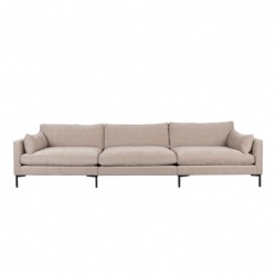 Sofa SUMMER 4,5 places latte