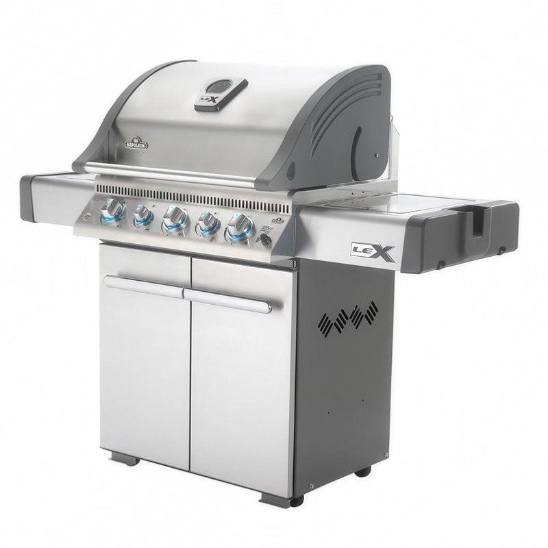 Barbecue Gaz LEX 485 INOX Napoleon