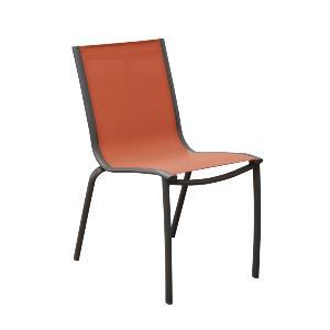 Chaises empilables mobilier de jardin design - Chaise jardin solde ...