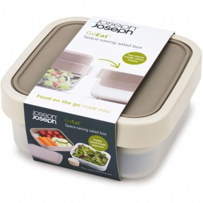 GoEat™ Salad box - 3 en 1 - Gris - JOSEPH
