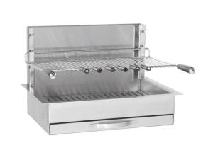 Gril encastrable 961.66 inox Forge Adour