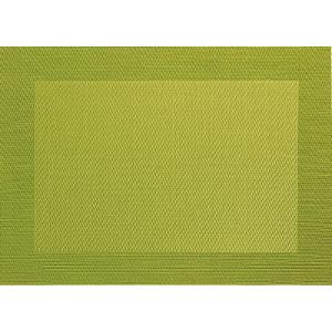 SET DE TABLE VERT KIWI