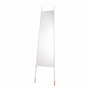 Miroir blanc Leaning - Zuiver