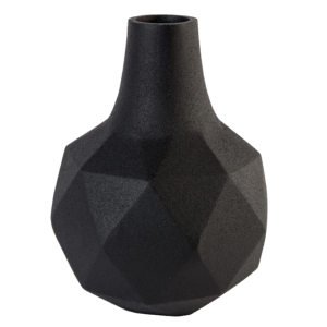 Vase BLOOM coloris black ZUIVER