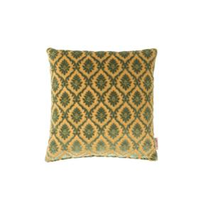 Coussin GLORY vieux vert, 45x45 cm, ZUIVER
