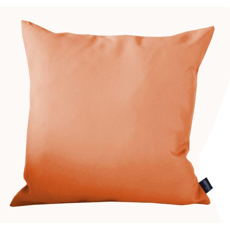 COUSSIN DECOR PAPRIKA, en tissu polyester 180 gr, traité déperlant ...