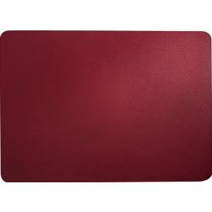 SET DE TABLE STONE ROUGE