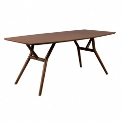 Table MALAYA  L180 x P90 x 74 cm - DUTCHBONE